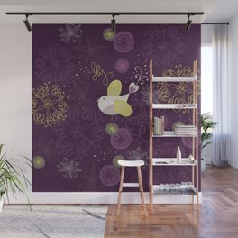 Fly Little Wing Wall Mural