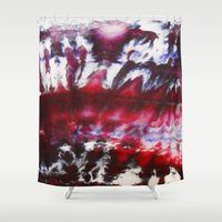 rebel Shower Curtains featuring REBEL by ..........