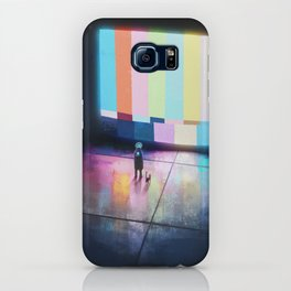 No Signal iPhone Case