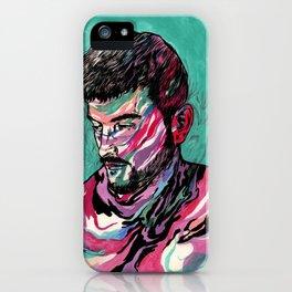 Few colors Left iPhone Case