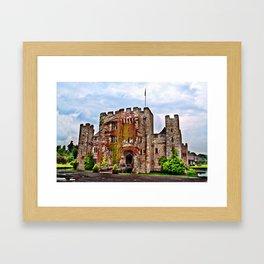 Hever Castle Framed Art Print