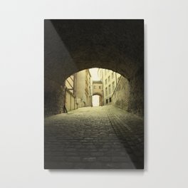Old Luxembourg Metal Print