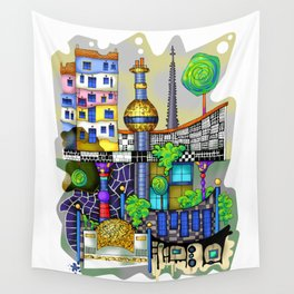 Vienna Wall Tapestry