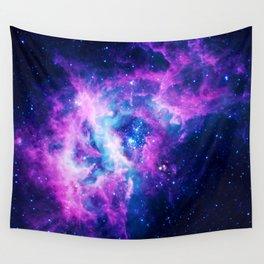 Dream Of Nebula Galaxy Wall Tapestry