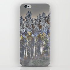 barrage (back to unnatural) iPhone & iPod Skin