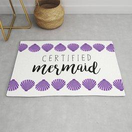 Certified Mermaid Rug