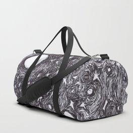 Little Piece of Night Sky Duffle Bag