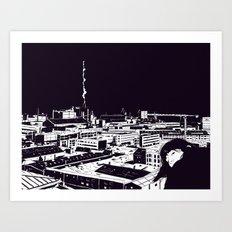 Brest Art Print