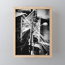FAVELAS BARRIO Framed Mini Art Print