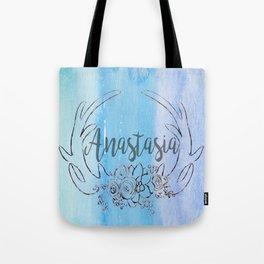 customized antler decor Tote Bag