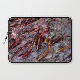 A bind of salmon Laptop Sleeve