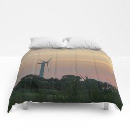 ad solis occasum ventus turbines ab Horumersiel Comforters