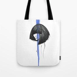 BLUE MYSTIC Tote Bag