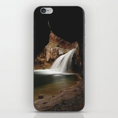 Fossil Creek Cave iPhone & iPod Skin