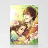 zuko Stationery Cards featuring Dreamers by TEAM JUSTICE ink.