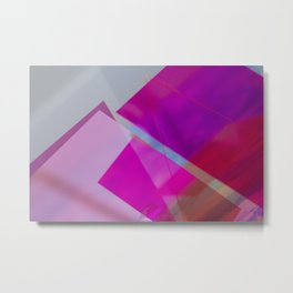 Another Plane Metal Print