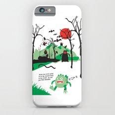 Arnie was just too round... iPhone 6s Slim Case