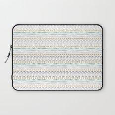 Line Dot Line Triangle Laptop Sleeve