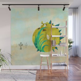 Spiny Albarillo (Bewundering World of Bewilderbeests) Wall Mural