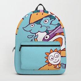 Sky Burger Backpack