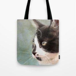 The Ships Cat Tote Bag
