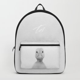 Duckling Backpack