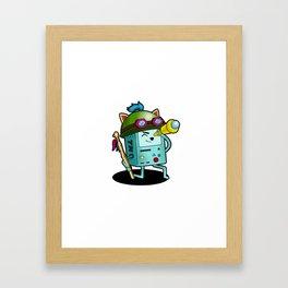 B-eemo Framed Art Print