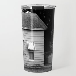 the house on the end of cabbage drive Travel Mug