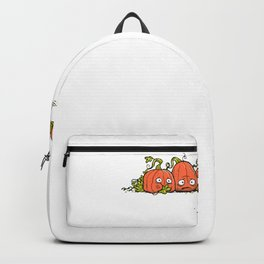 Ghoulish Gourd Backpack