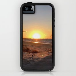 Off-Season Sunsets iPhone Case