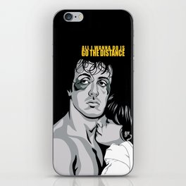 The Underdog iPhone Skin