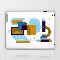 Research Laptop & iPad Skin
