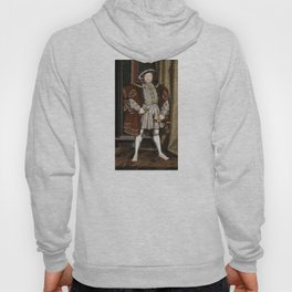 Portrait of Henry VIII - After Hans Holbien the Younger Hoody