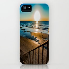 Dream Shadows iPhone Case