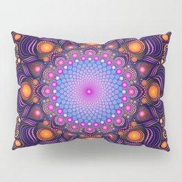 """""""Guardian"""" Mandala painting Pillow Sham"""