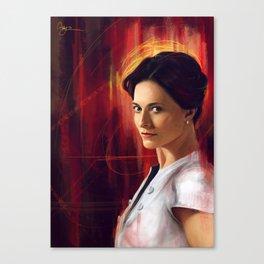 Irene Adler - II Canvas Print