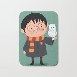 Harry and Hedwig Bath Mat