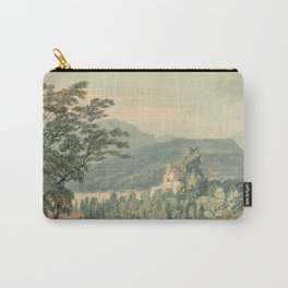 "J.M.W. Turner ""Sir William Hamilton's Villa"" Carry-All Pouch"