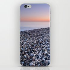 Looking at the sea... Zen time iPhone & iPod Skin