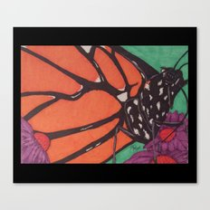 Monarch... Canvas Print
