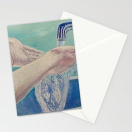 Wash Your Hands 2 Stationery Cards