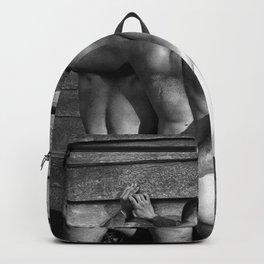 Threesome Backpack