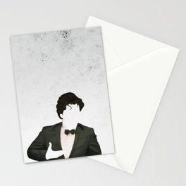 the empty hearse Stationery Cards