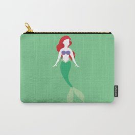 Ariel from The Little Mermaid Disney Princess Carry-All Pouch