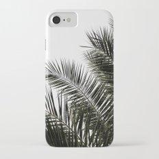 Palm Leaves 3 iPhone 7 Slim Case