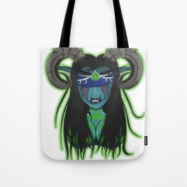 Nightelf Demonhunter Tote Bag