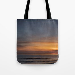 A Sunset in Cornwall Tote Bag