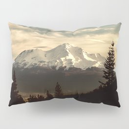 Mount Shasta Waking Up Pillow Sham