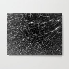 Intersections Metal Print