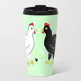 Family Hen Travel Mug
